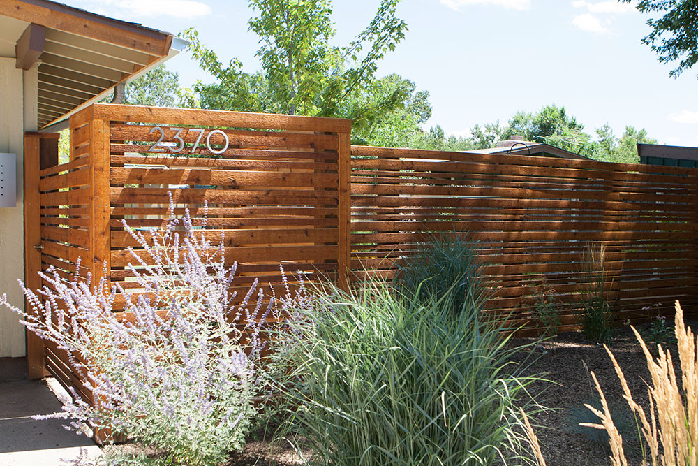 wood fences designs - Wooden Fence Designs Ideas